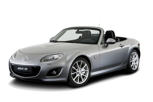 2010 Mazda MX-5 Miata High-Res Photos Leak