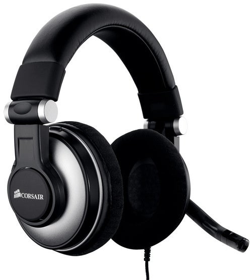 Corsair's HS1 USB Gaming Headset Is Comfortable