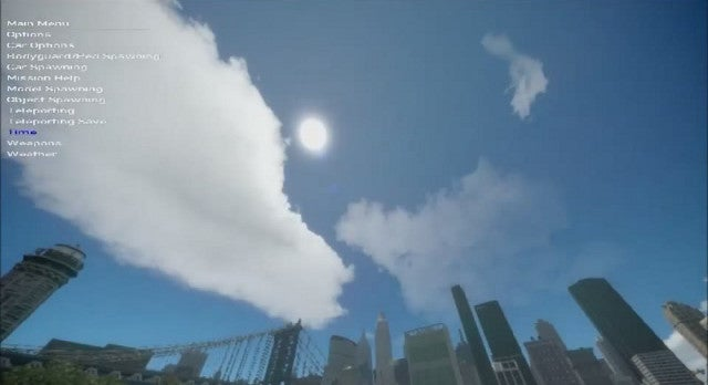 GTA IV Modder Creates Gaming's Most Gorgeous Clouds