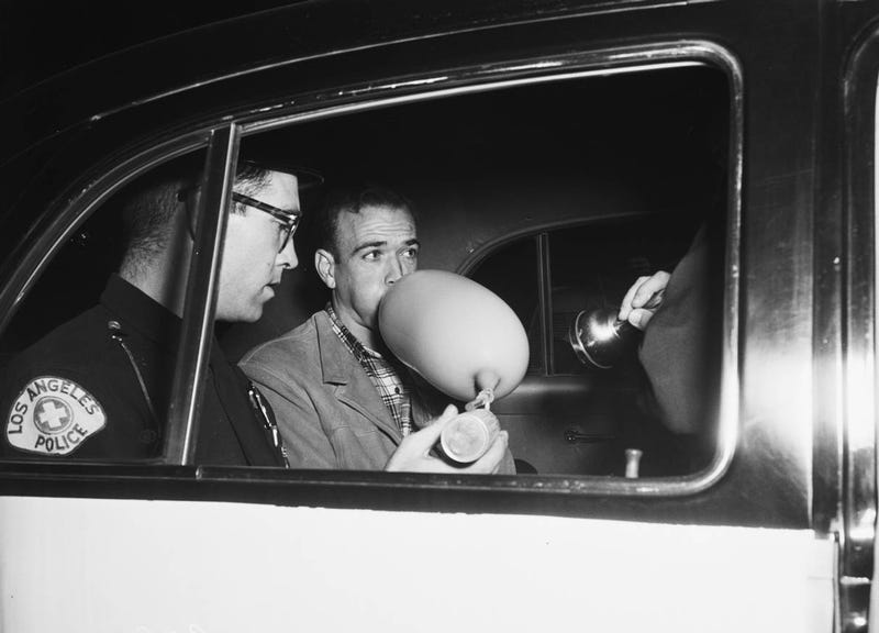 Drunk Driving and The Pre-History of Breathalyzers