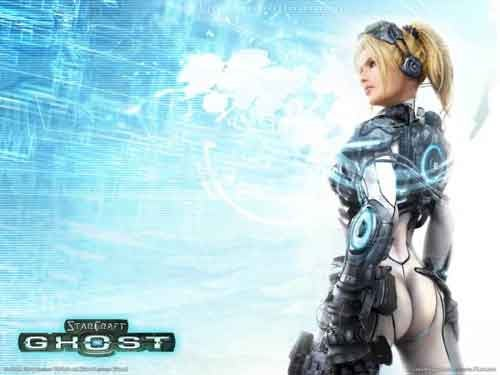 StarCraft: Ghost Lives On In StarCraft II