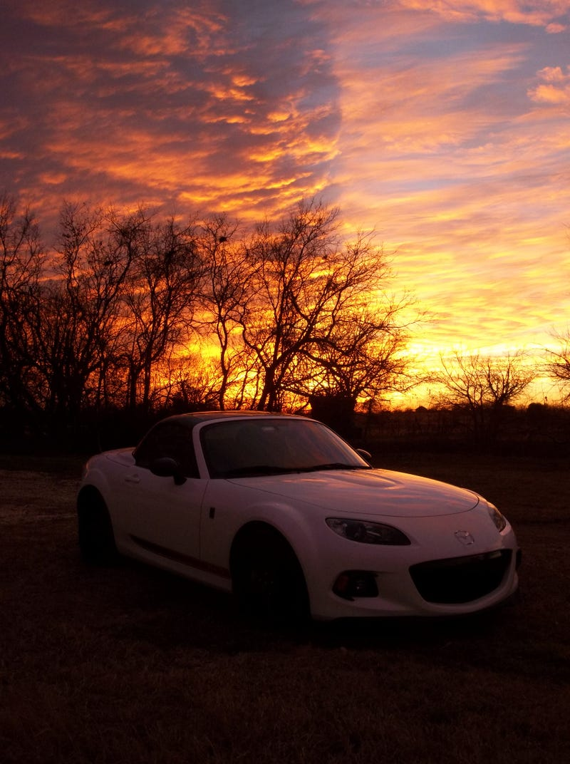 The MX-5: Differences and Similarities to Spiritual Ancestors