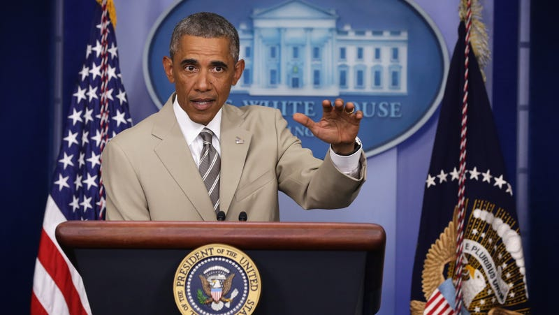 Some People Actually Liked President Obama's Suit