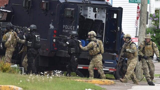 Canadian Shooting Suspect Justin Bourque Arrested After Manhunt