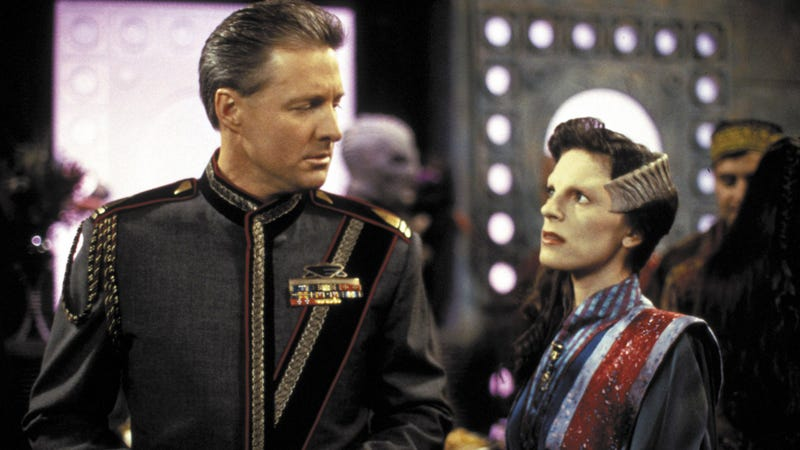 The Strange, Secret Evolution of Babylon 5