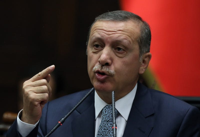 "Turkish PM Claims Incriminating Phone Call Is a ""Shameless Montage"""