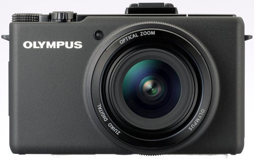 Olympus' Camera Lacks Interchangeable Lenses, But Will Be New Compact Flagship