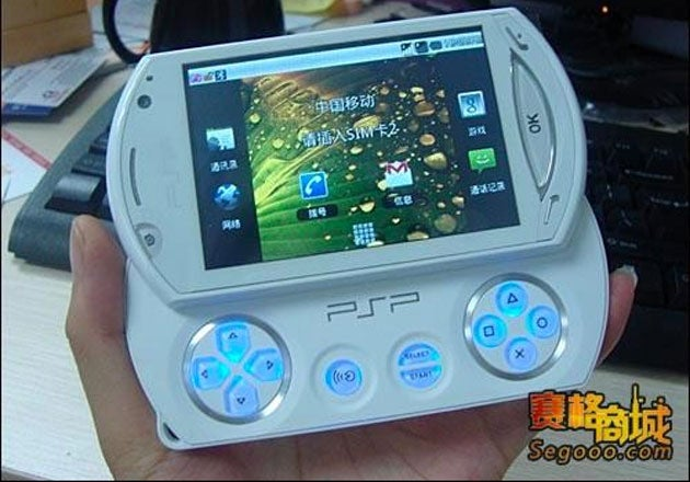 The PSP Phone That Plays Mario, Zelda