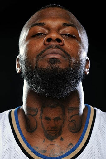 A DeShawn Stevenson Divided Against Itself Cannot Stand