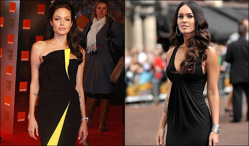 Angelina Jolie Annoyed Megan Fox Might Be Lara Croft