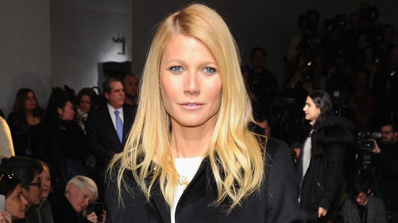 Consciously Uncoupled Gwyneth Is Now Consciously Quitting Acting