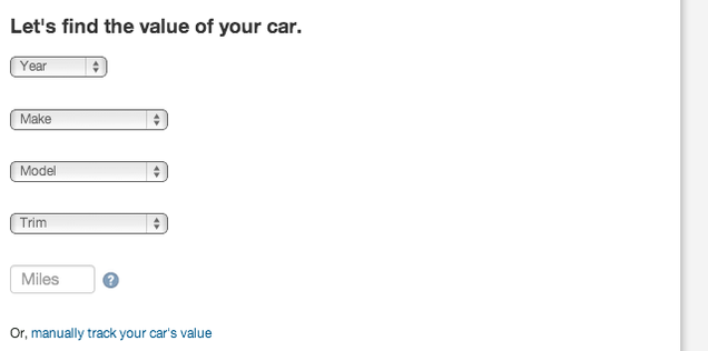 You Can Now Track Your Car S Kelley Blue Book Value Using Mint My Blog