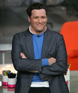 Isaac Mizrahi Is Related To Housewives Superfan Ben Weiner