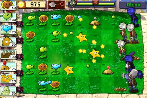Plants Vs. Zombies iPhone Micro-Review: Touch The Dead