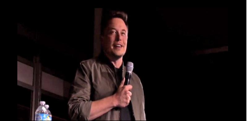 Elon Musk Told To 'Smile A Lot' In Gigafactory Speech Pep Talk