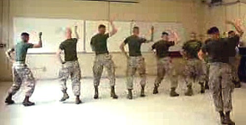 Dancing Soldiers on YouTube: A Civilian's Guide to the Brave New Meme