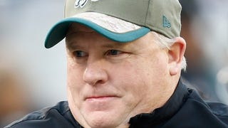 Chip Kelly: I'm Not Racist, You Guys