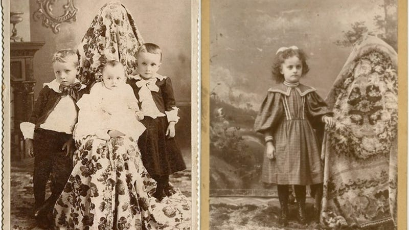 Victorian Family Portraits Were Actually Kind of Creepy