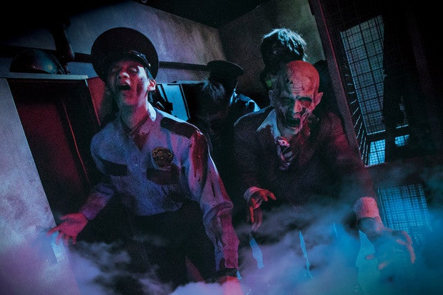 A Frightening Look Inside Japan's Newest Resident Evil Attraction
