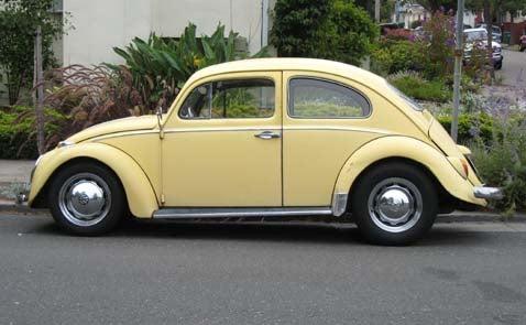 1964 Volkswagen Type 1