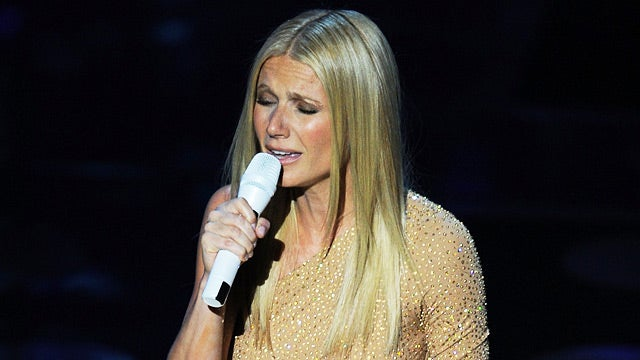 Young Music Artist Gwyneth Paltrow About to Sign Her First Record Contract