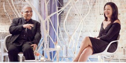 "Deepak Chopra And Fran Drescher Talk Women's Health, ""Turning Pain Into Purpose"""