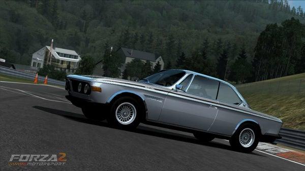 Forza 2 Car Pack Brings The Ferrari, Maserati Love
