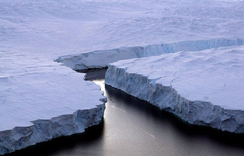 Iceberg The Size Of Luxembourg Threatens Ocean Currents