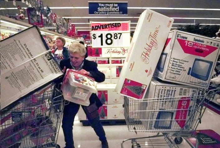 Wal-Mart Turns Black Friday to Black Thanksgiving