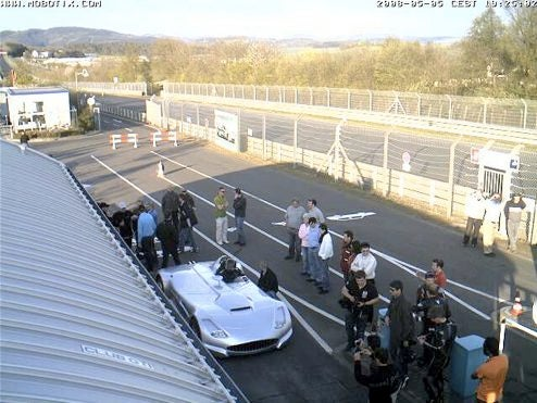 Mystery Nürburgring Roadster Identified?