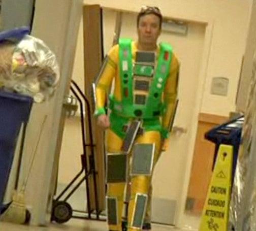 Jimmy Fallon Has An Idea For a 21st Century Superhero