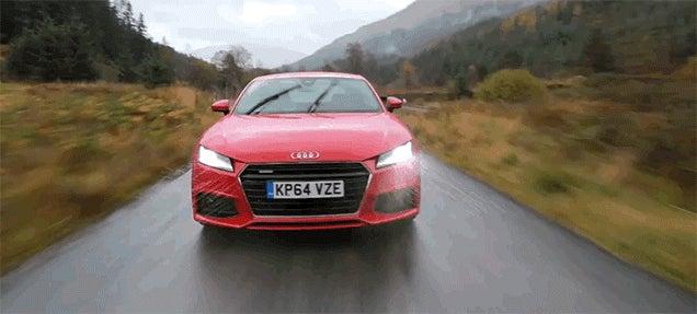 The 2015 Audi TT Is No Hairdresser's Car