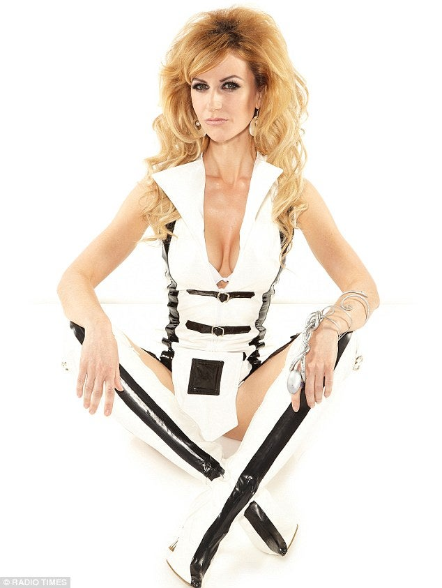 Barbarella Cosplay at the Pub: Two Great Things, Together at Last
