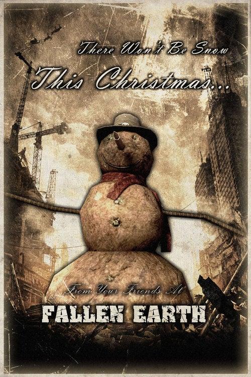 Happy Holidays From Fallen Earth