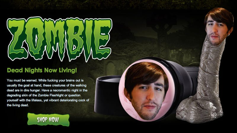 Zombie, Alien, Frankenstein and Vampire Fleshlights Look as Horrible as They Sound