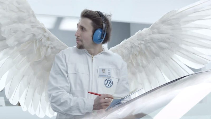 The Truth About Volkswagens And Angels