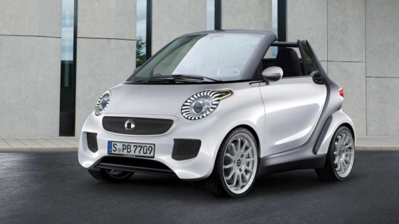 2014 Smart ForTwo: This Is It (Update: No It Isn't)