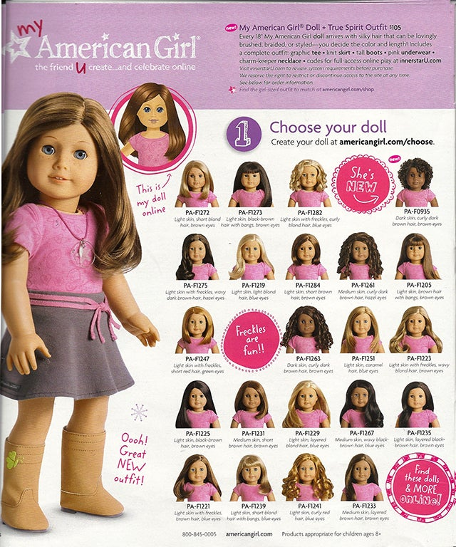 this holiday season kids will be getting american girl