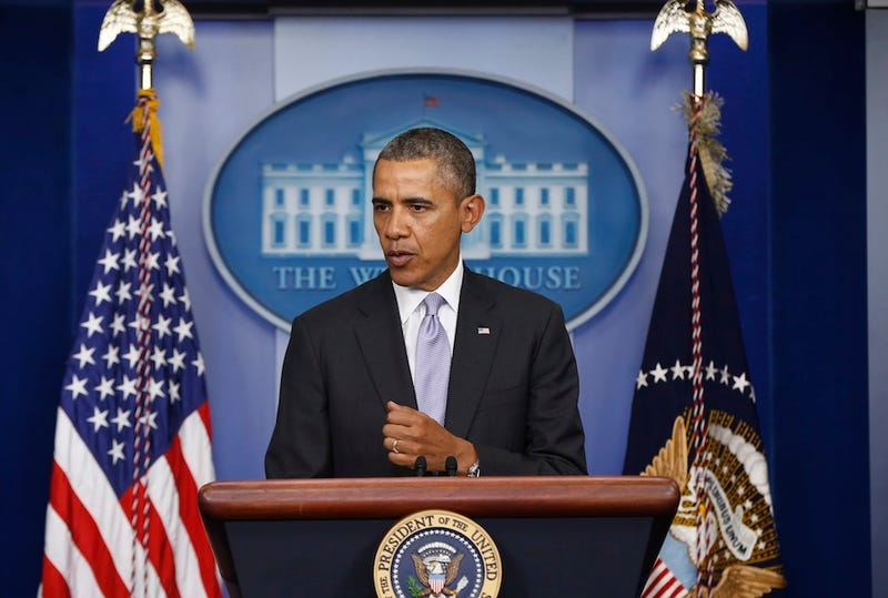 "Obama to Russia: ""There Will Be Costs"" for Intervention in Ukraine"