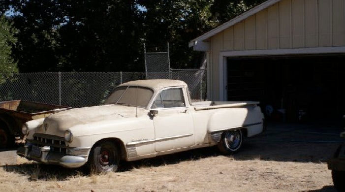For $25,000, Pickup A Cadillacamino