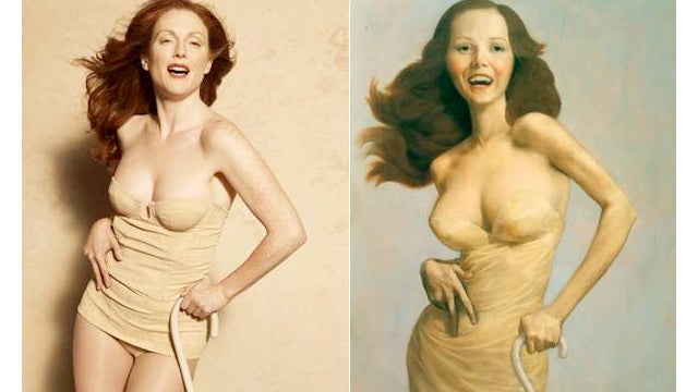 A History Of Fashion's Appropriation Of Art [NSFW]