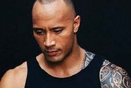 The Rock Is The Man Of Tomorrow(land)