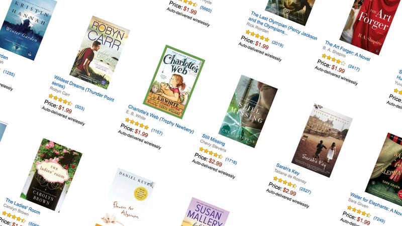 Saturday's Best Deals: Cheap Kindle Books, Pebble Smart Watches, and More