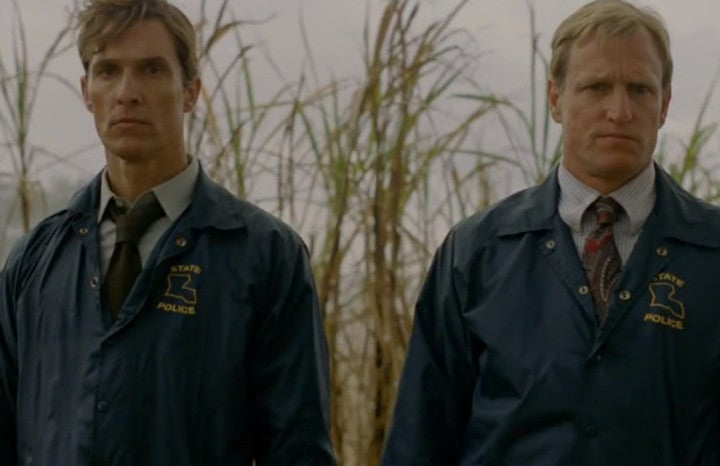 This is An 8-Bit Version of the True Detective Theme Song