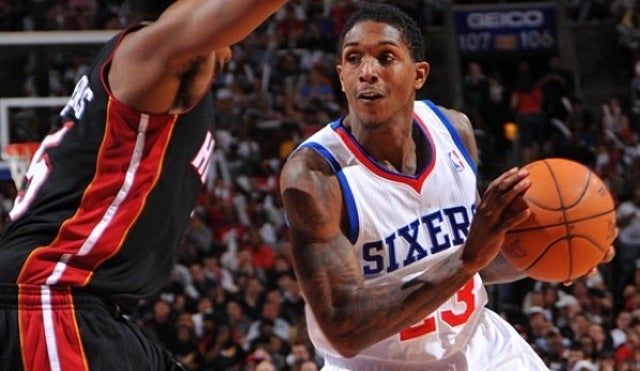 Gunman Decides Not To Rob The 76ers' Lou Williams, Lets Williams Take Him For Fast Food Instead