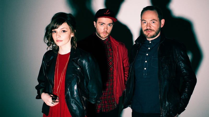 Lead Singer of CHVRCHES: I'm Tired of 'Dealing With' Online Misogyny
