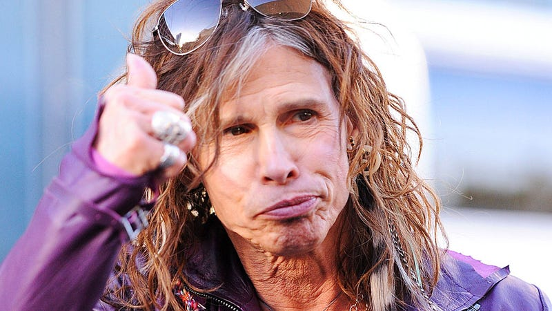 Steven Tyler: 'Gay Sex Doesn't Do It For Me,' But I Did Like Heroin in My Butt
