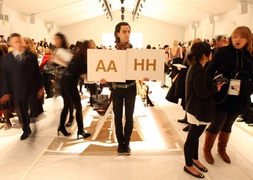 New York Fashion Week Day 6: The Little People