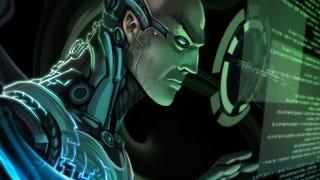 Android: Netrunner: a cyberpunk card