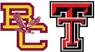 NCAA Pants Party: Boston College Vs. Texas Tech